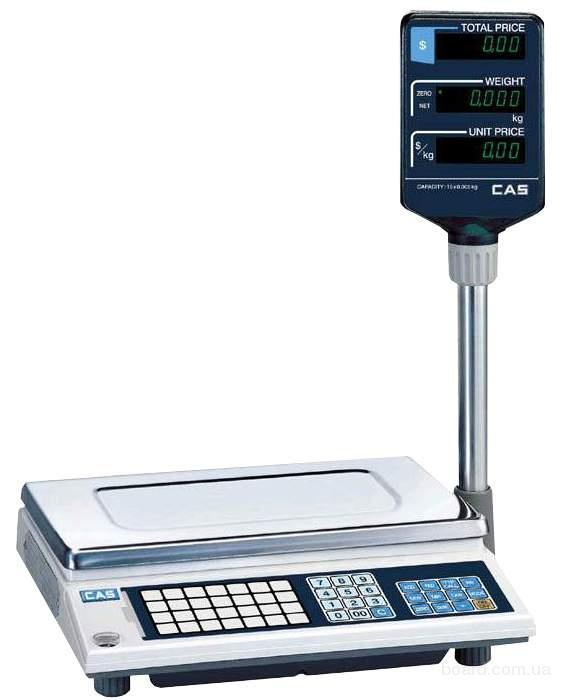 Весы CAS AP-30EX, фото 1